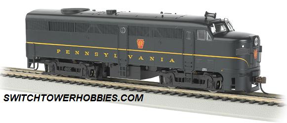 Bachmann 85301 HO Pennsylvania Spectrum K4 4-6-2 with DCC /& Sound #1120