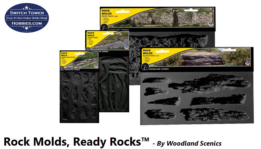 HO Scale Woodland Scenics #1147 Wood Grade Crossing